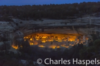 Luminaries, CliffPalace, MesaVerdeNationalPark,Colorado,cliffdwelling,Anasazi, AncestralPuebloan, house, village