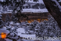 Luminaries, Spruce Tree House, Mesa Verde National Park, cliff dwelling, Ancestral Pubeloan, house, Anasazi ark