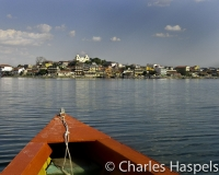 Flores-Guatemala-boat-lake